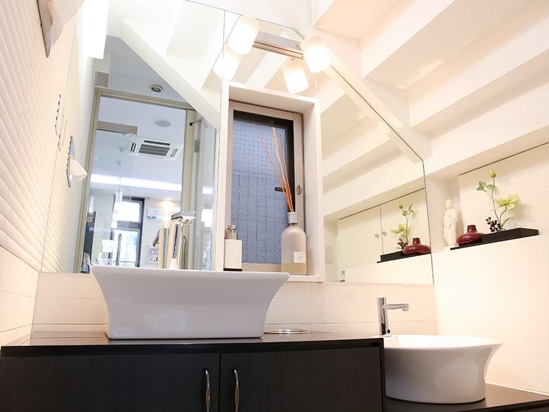 清誠歯科 本院(東住吉)院内写真/お手洗い
