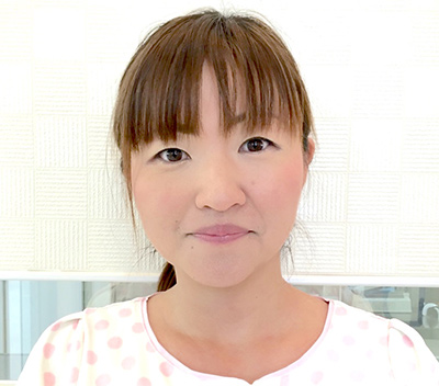 清誠歯科松原院 歯科助手 西川 理恵
